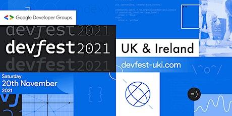 DevFest UK & Ireland 2021 - Saturday, November 20, 2021 tickets