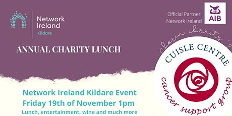 Network Ireland Kildare Annual Charity Lunch, 2021 tickets