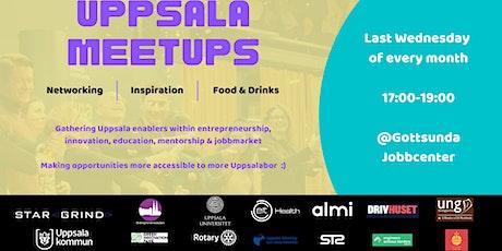 Uppsala Meetups tickets