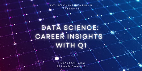 Data Science: Career Insights with Q1 tickets