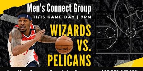 Men's Connect - Washington Wizards tickets
