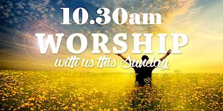 HVMC - 10.30am Sunday Service Registration For 24 October 2021 tickets