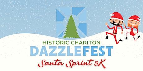 Santa Sprint 5K Run/Walk biglietti