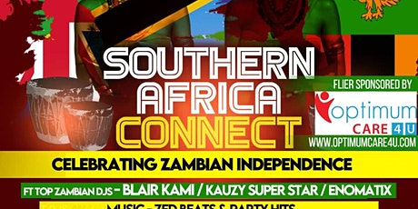 Celebration of Zambian Independence tickets