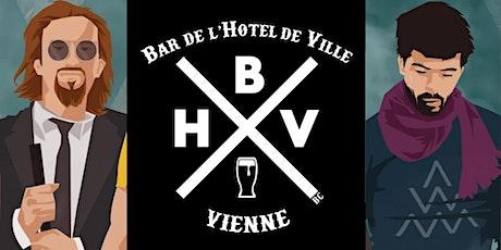 CØLIBRI & IamSparrow -  Bar de l'Hôtel de Ville billets