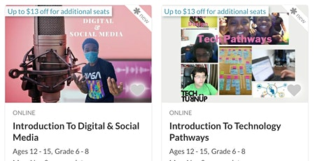 Introduction To Technology Pathways & Social And Digitial Media tickets