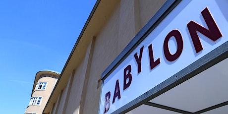 Berlinprojekt: Morgengottesdienst im Kino Babylon | 11:00 Uhr Tickets