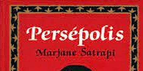 Books Over Brunch the Subplot  Sun, Nov. 7th.11am. Persepolis.M. Satrapi tickets
