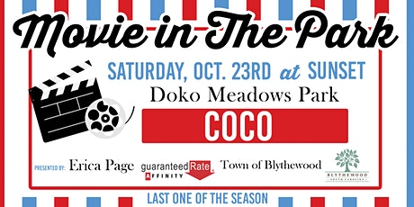 Free Movie in the Park - Coco tickets