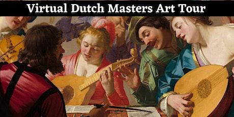 Online Dutch Masters Art Tour tickets