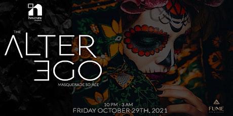 ALTER EGO MASQUERADE SOIRÉE | A night to invoke your alternative self. tickets