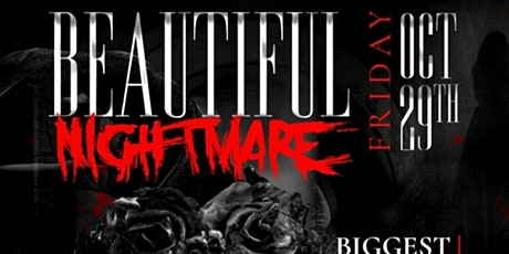 FREE NYC Halloween Party Beautiful Nightmare W/ $1000 Prize Giveaway tickets