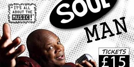 The Soul Man tickets