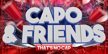 CAPO & FRIENDS tickets