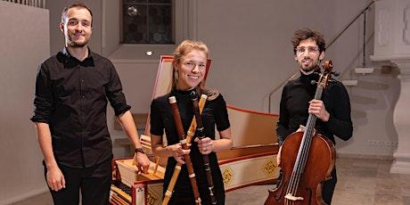 Early Music Wednesdays:  Verità Ensemble (Oct 20-27, 2021) tickets
