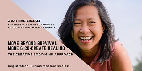 The Creative Body-Mind Way to Move Beyond Survival Mode & Co-Create Healing tickets