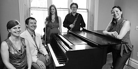 """Oakmont Musicivic: Bell'Art Ensemble """"Dreamplace"""" (Oct 24-31, 2021) tickets"""