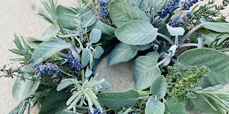 Fresh Herbal Wreath/Centerpiece tickets