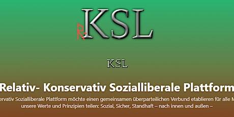 RKSLP- Ethik- und Sozialforum- Treffen Kaiserslautern Tickets