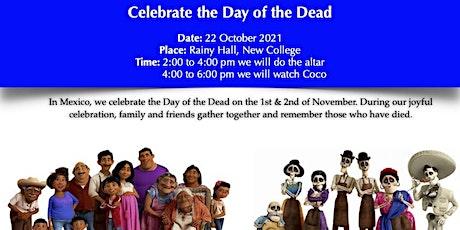 Día de Muertos tickets