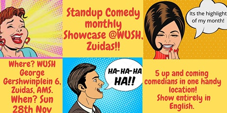 Stand Up Comedy Showcase! tickets