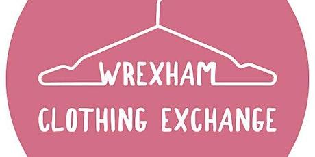 Wrexham Clothing Exchange - November Swap tickets