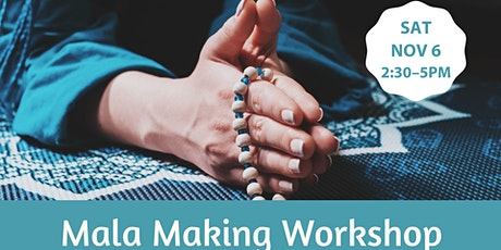 Mala Making Workshop tickets