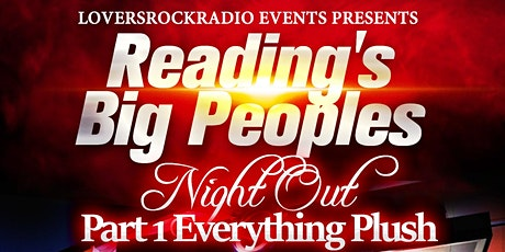 Reading's Big Peoples Night Out tickets