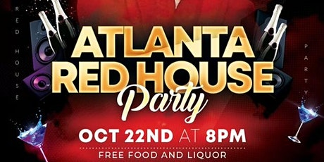Atlanta Red House Party tickets