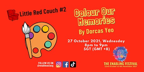 Little Red Couch #2: Colour Our Memories tickets