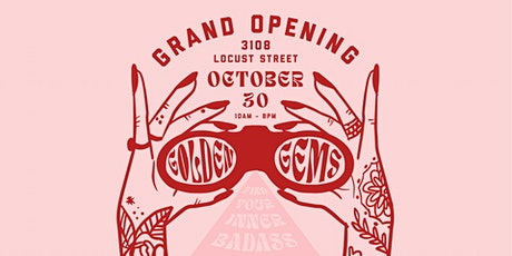 Golden Gems Midtown Grand Opening! tickets