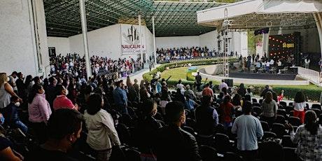 Reunión presencial Atlacomulco boletos