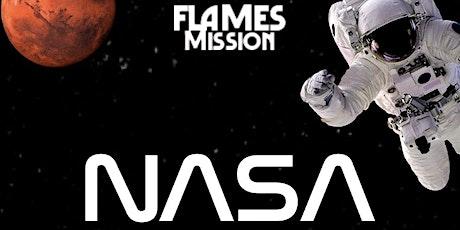 CONFERÊNCIA NASA - Não somos daqui ingressos