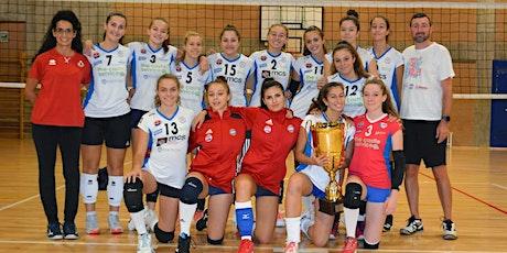 U 16 Ecc 1 Giornata; Volley Bergamo Celadina - VL Teen Rossa biglietti