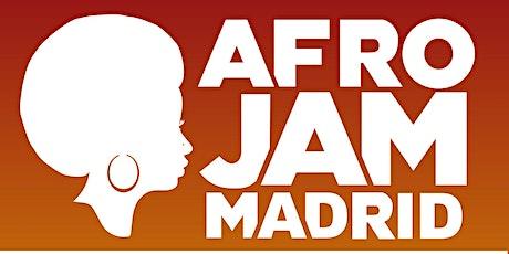 AFROJAM + Artistas Invitados entradas