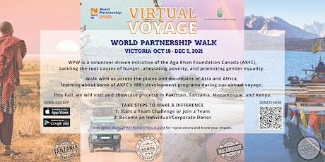 World Partnership Walk - Green Escape Challenge tickets