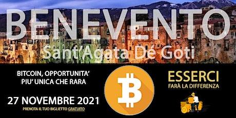 Bitcoin, opportunità più unica che rara biglietti