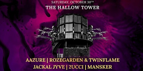 HALLOWEEN PARTY The Hallow Tower At The Williamsburg Hotel [10/30] tickets