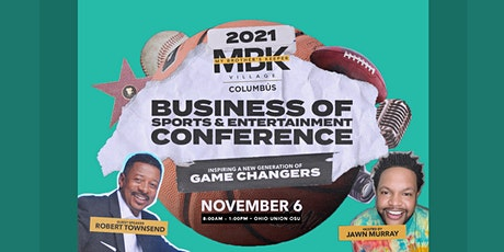 MBK Village Columbus 2021 Business of Sports and Entertainment Conference tickets