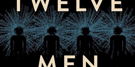 Twelve Men Book Launch tickets
