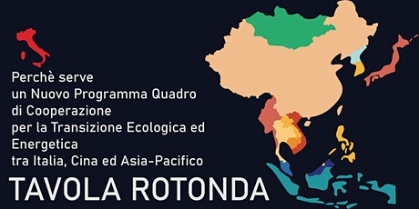 Nuova cooperazione Italia-Cina-Asia Pacifico per l biglietti