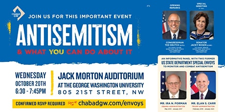 Antisemitism & What You Can Do About It tickets
