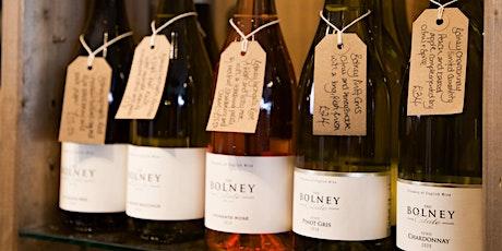 Bolney Wine Tasting tickets