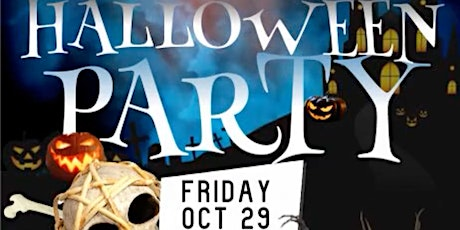 Halloween Party at Llohi Rooftop tickets