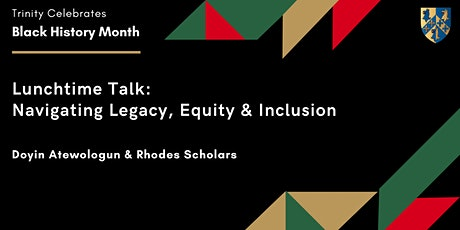 Navigating Legacy, Equity & Inclusion tickets