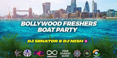Bollywood Student Boat Party tickets