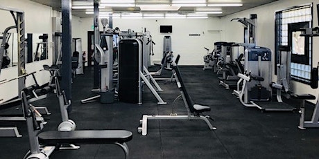 Canterbury Weights/Cardio Room Sessions - Monday 25 October tickets