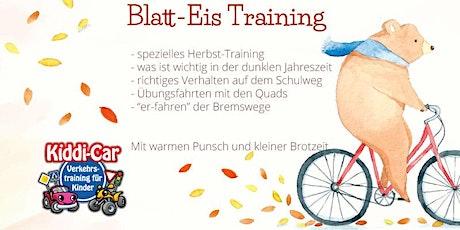 Blatteis-Training für Kinder ab 6 Jahren billets