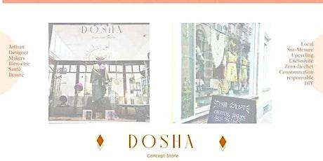 Fête de Présentation Dosha 2.0 billets