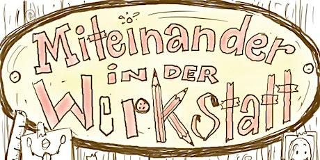 Rotierende Residenzen: (Comic-)Werkstatt für Kinder - kostenfreie Teilnahme tickets